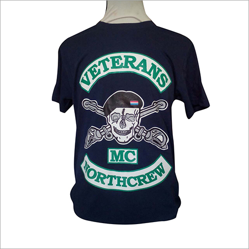 Mens Casual Wear Cotton T-Shirt