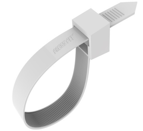 Press Fit Self Locking Cable Tie
