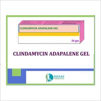 CLINDAMYCIN ADAPALENE GEL