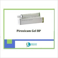 Piroxicam Gel Bp