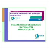 Beclomethasone Propionate Miconazole Neomycin Cream