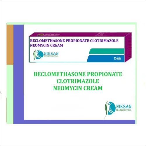 Beclomethasone Propionate Clotrimazole Neomycin Cream