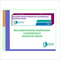 Beclomethasone Propionate Clotrimazole Neomycin Cream