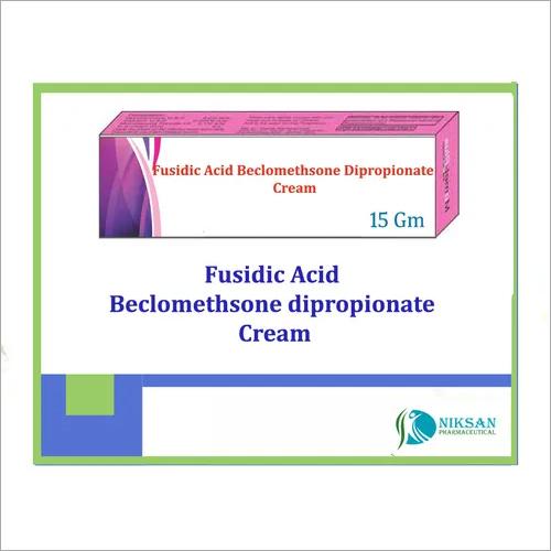 Fusidic Acid Beclomethsone Dipropionate Cream