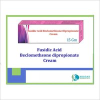 Fusidic Acid Beclomethsone Dipropionate Cream