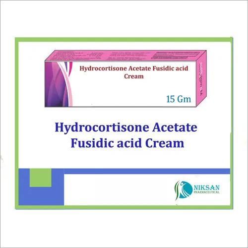 Hydrocortisone Acetate Fusidic Acid Cream
