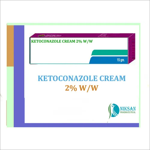 KETOCONAZOLE 2 % W/W CREAM