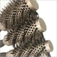 Ceramic hair brush