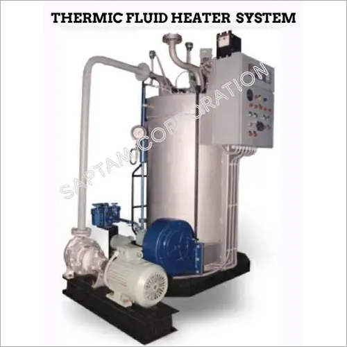 Thermic Fluid Heater System