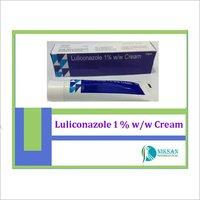 LULICONAZOLE 1 % W/W CREAM