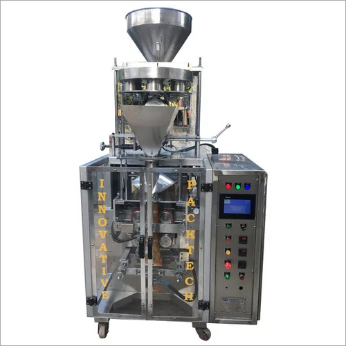 Detergent packaging machines