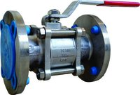 THREE PIECE BALL VALVES FULL BORE
