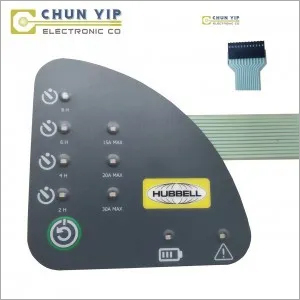 LED Digits Display Control Panel