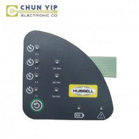 LED Digits display control panel with PCB/PET/FPC Membrane Switch