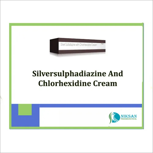 SILVERSULPHADIAZINE AND CHLORHEXIDINE CREAM