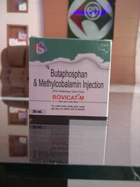 Butaphosphan Methylcobalamin Injection For Veterinary Use Only