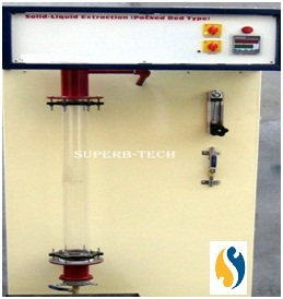 Solid - Liquid Extraction (Packed Bed Type)