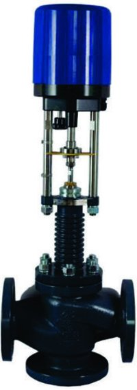 CONTROL VALVES MOTORISED ACTUATOR
