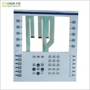 Metal Board/PET Membrane Switch