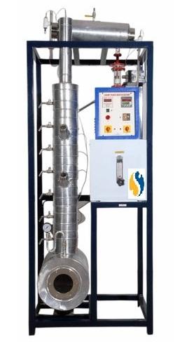 Sieve Plate Distillation Column
