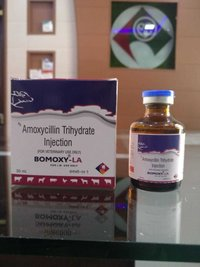 Amoxycillin Trihydrate Injection 200 mg/ml For Veterinary Use Only