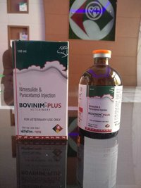 Nimesulide Paracetamol Injection (For Veterinary Use Only)
