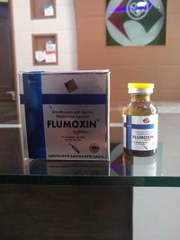 Enrofloxacin with Flunixin Meglumine Injection