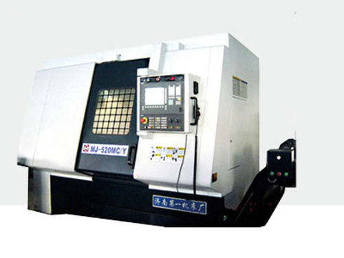 CNC Turning Center MJ-520MC