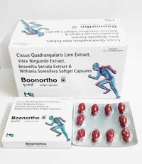 Boonortho Softgel