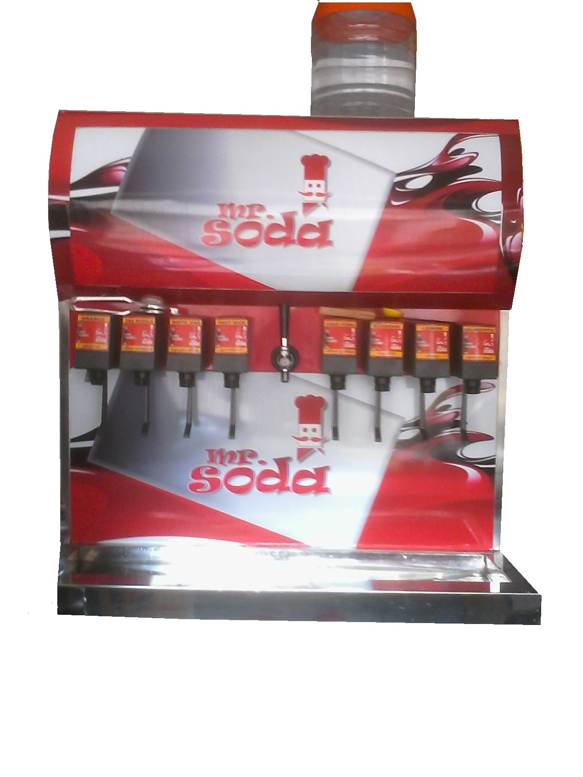 Cold Drink Dispensing Machine