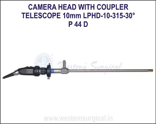 Camera Head with Coupler