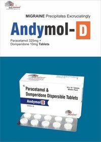 Paracetamol + Domperidone
