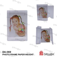 Photo Frame Paper Weight For Office