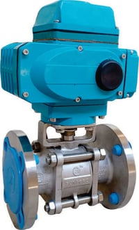 Motorised Ball Valve