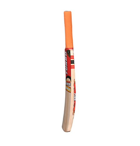 Tennis Cricket Bat - Fire