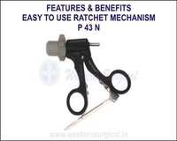 Easy to use ratchet mechanism