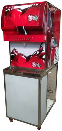Push Button Soda Machine