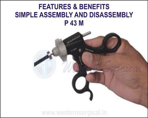 Simple assembly and Disassembly