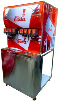 Fountain Soda Machine