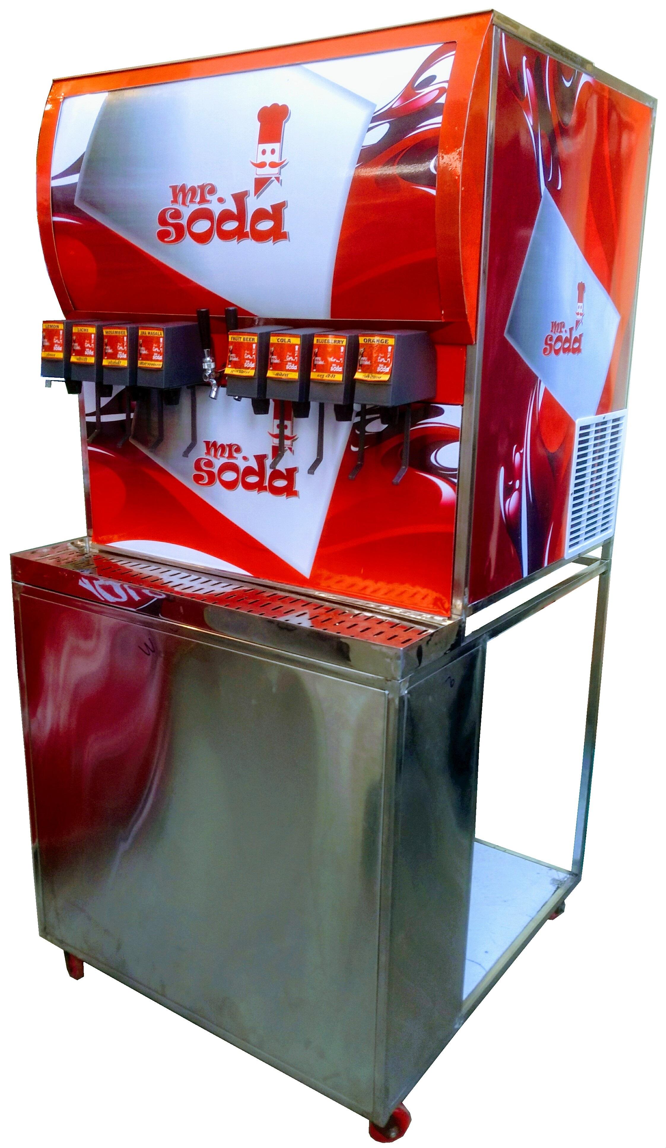 Fountain Soda Machine