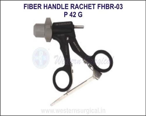 Fiber Handle Rachet FHBR-03