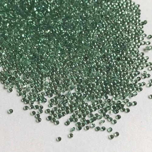 2mm Natural Alexandrite Stone Faceted Round Loose Gemstone