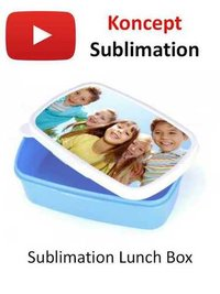 Sublimation Lunch Box