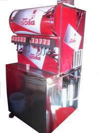 MR.SODA VENDING MACHINE