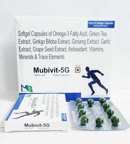 MUBIVIT-5G Capsules