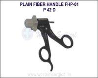 Plain Fiber Handle FHP - 01