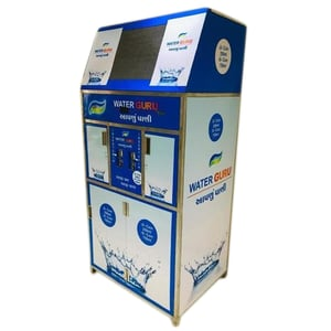 Coin Base Water ATM