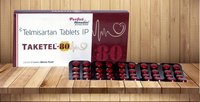 Telmisartan 40 mg & 80 mg