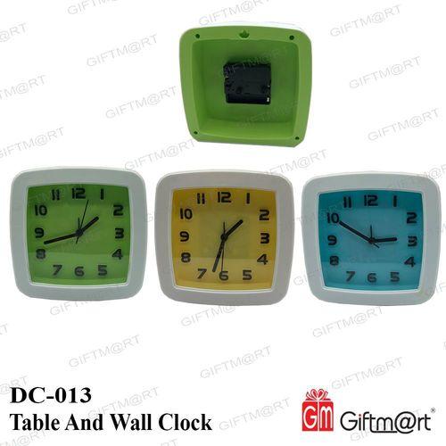 Square Table Clock