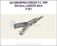 2*4 grasping forcep T.C. PRP